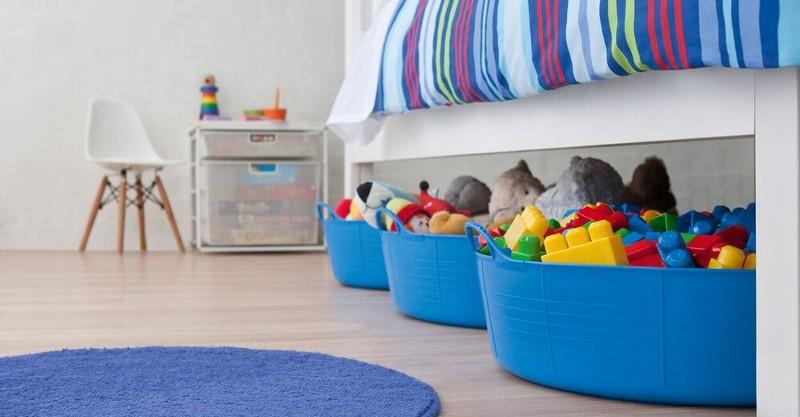 Nhà cửa gọn gàng, sạch đẹp giúp nguồn năng lượng trong nhà luôn hanh thông và tích cực.