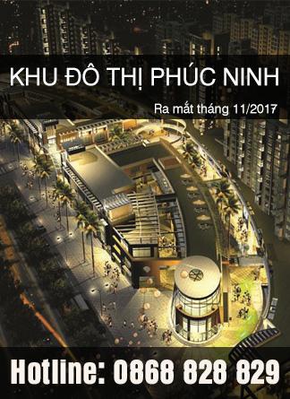 Dự án khu đô thị Phúc Ninh