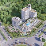 Phối cảnh dự án chung cư Viglacera Bắc Ninh