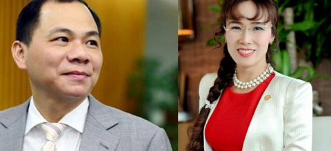 Việt Nam đã chính thứ có 2 gương mặt đại diện trên Forbes