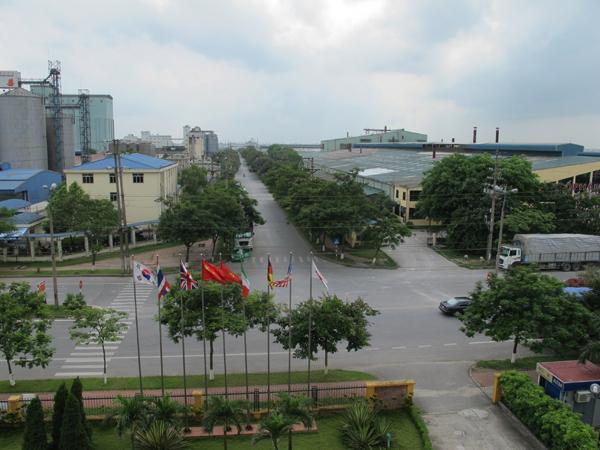 Khu công nghiệp Thuận Thành Bắc Ninh