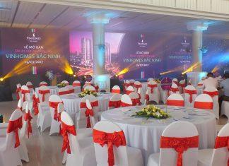 Lễ mở bán Vinhomes Bắc Ninh