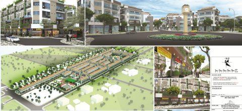 Khu nhà ở và dịch vụ lô số 5, 6, 7 thị trấn Hồ, huyện Thuận Thành