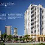 Phối cảnh tổng quan dự án Phoenix Tower Bắc Ninh