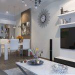 Phối cảnh 3D căn hộ chung cư cao cấp Vinhomes Bắc Ninh