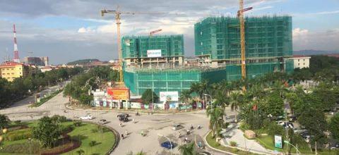 Hình ảnh thực tế dự án Vinhomes Bắc Ninh