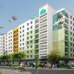 Phối cảnh dự án nhà ở xã hội Bắc Kỳ, Yên Phong, Bắc Ninh