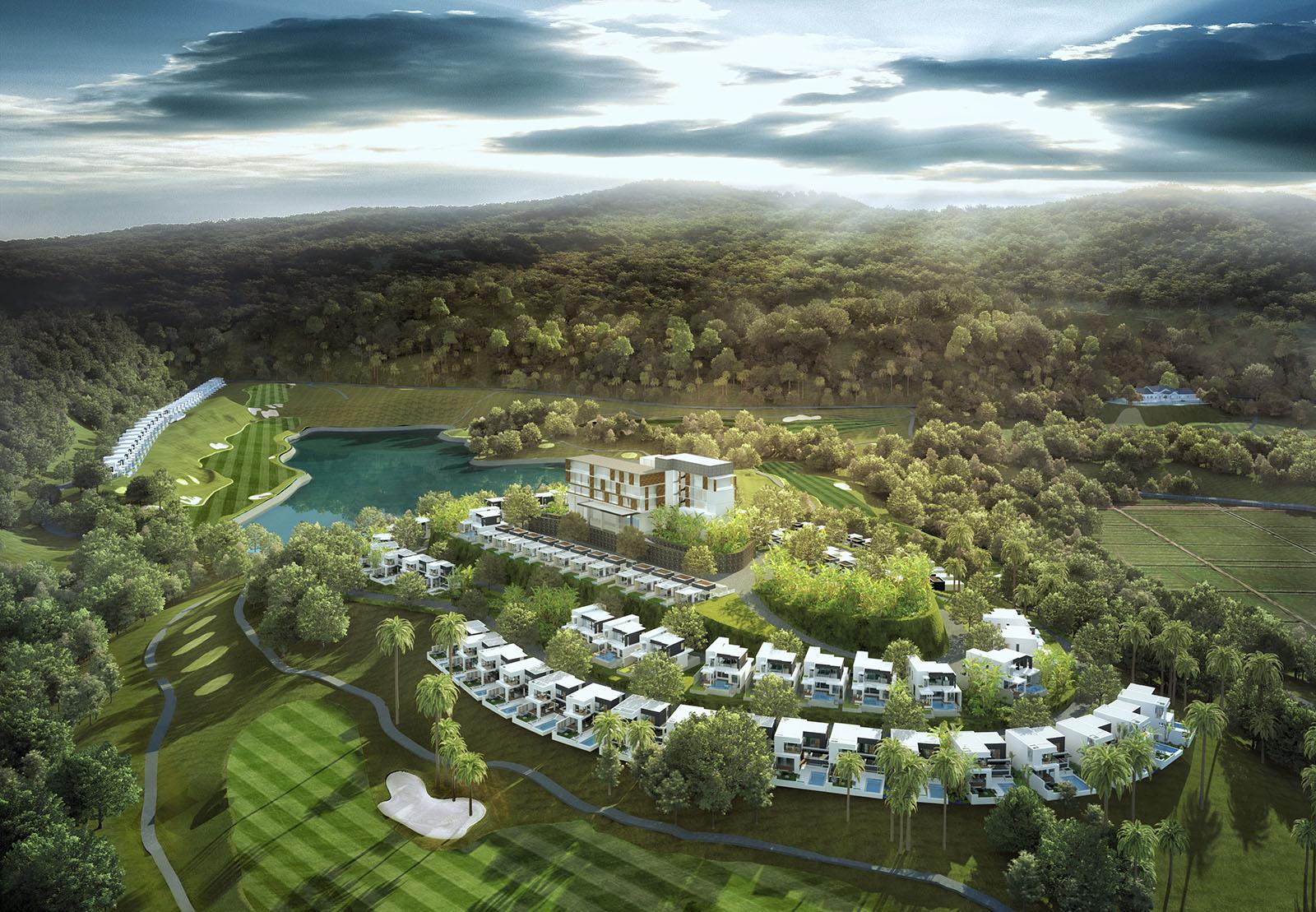 Yên Dũng Resort & Golf Club, chinh phục đẳng cấp mọi Golf thủ!