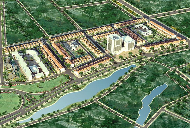 Dự án khu đô thị Đền Đô – Dabaco Từ Sơn Bắc Ninh