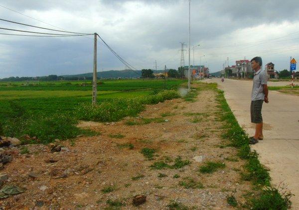 Gía nhà đất Quế Võ, Từ Sơn, Yên Phong Bắc Ninh đang trên đà tăng giá