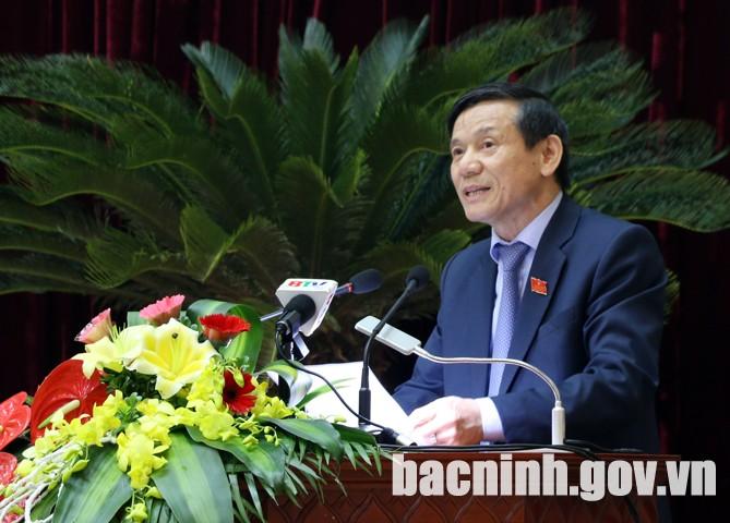 Bắc Ninh: tốc độ tăng trưởng kinh tế năm 2017 đạt 18,6%
