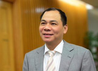 ông Phạm Nhật Vượng - CEO Vingroup