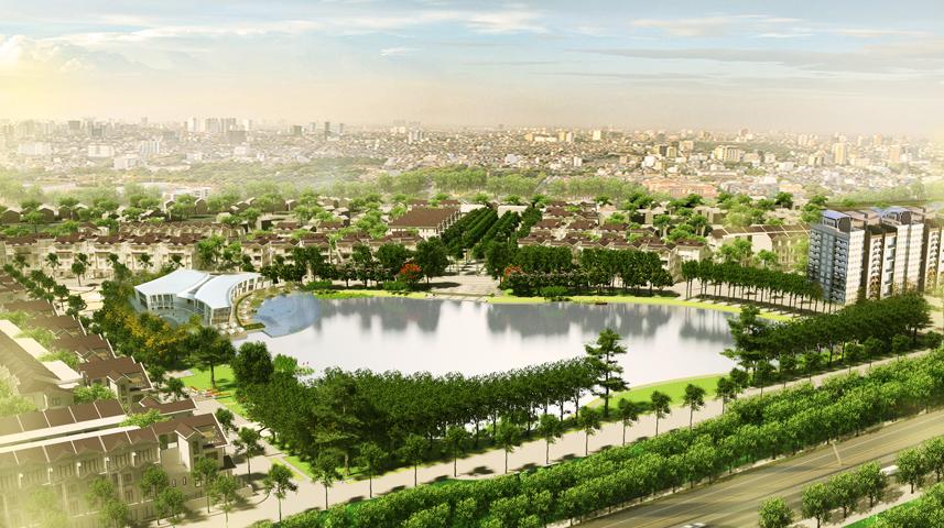 Khu đô thị Susan Yên Phong, Bắc Ninh – Thông tin dự án