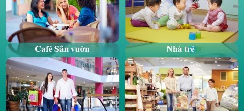 TNR Phố Thắng sở hữu hệ thống tiện ích đa dạng, đồng bộ