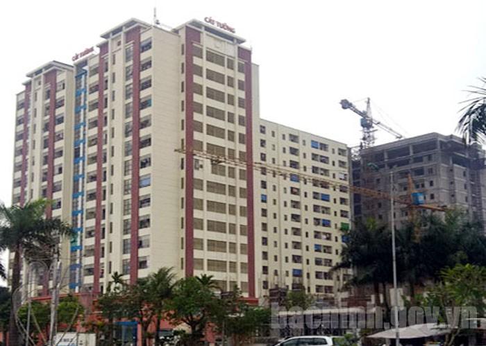 Dự án Nhà ở xã hội Cát Tường Bắc Ninh