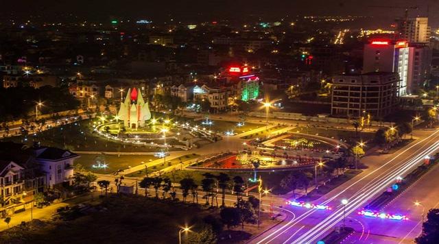 Các toà chung cuw cao tầng đang dần thay đổi diện mạo thành phố Bắc Ninh