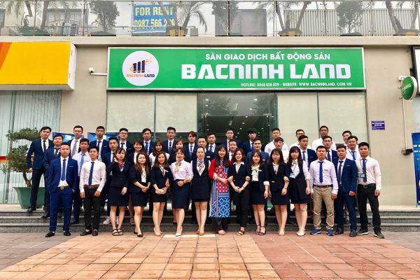 Vài lời tri ân gửi đến cán bộ nhân viên sàn giao dịch BĐS Bắc Ninh Land