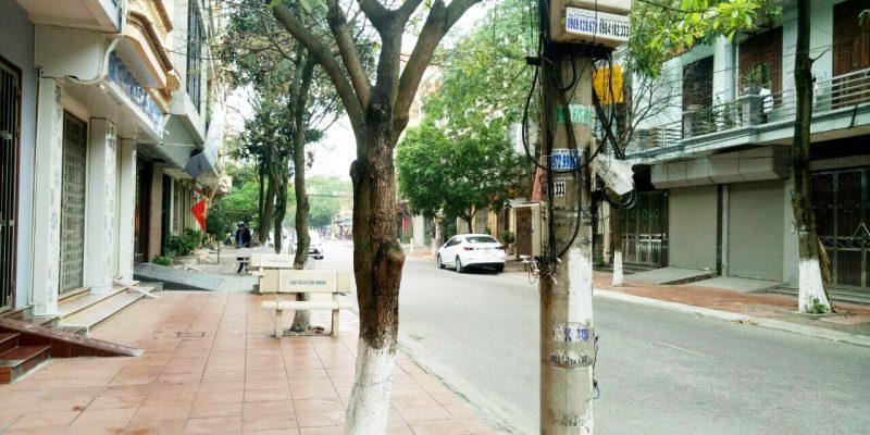 Cho thuê mặt bằng kinh doanh trên đường Trần Hưng Đạo