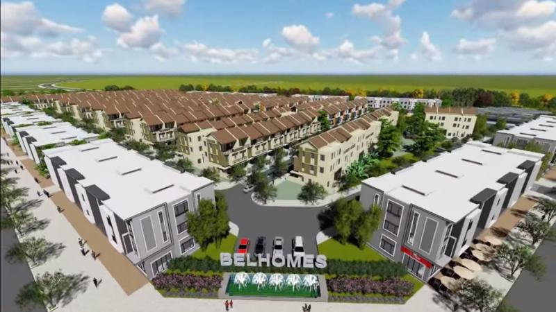 Có nên đầu tư vào khu đô thị Belhomes Vsip Từ Sơn, Bắc Ninh?