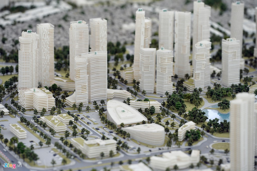 quy hoạch thành phố hà nội 2020