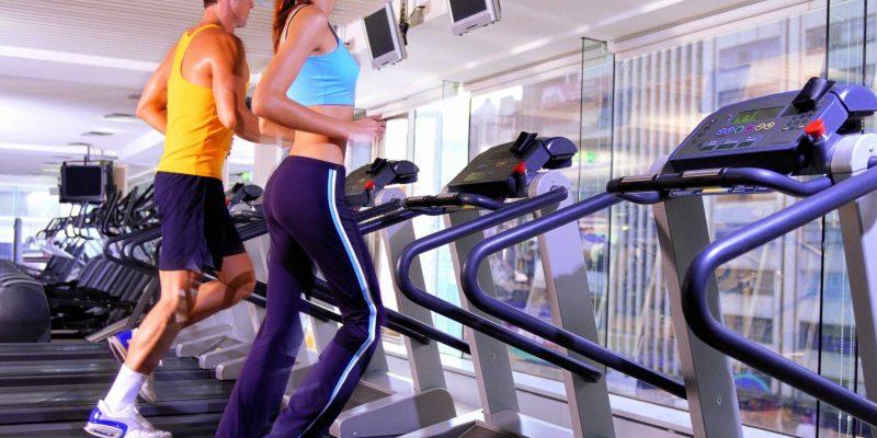 Phòng tập Gym của Việt Yên Lakeside