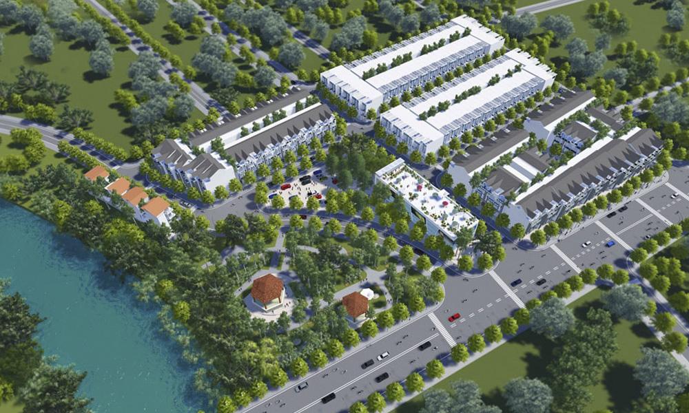 Dự án Nam Hồng Garden: Khu đô thị đáng sống nhất Từ Sơn, Bắc Ninh