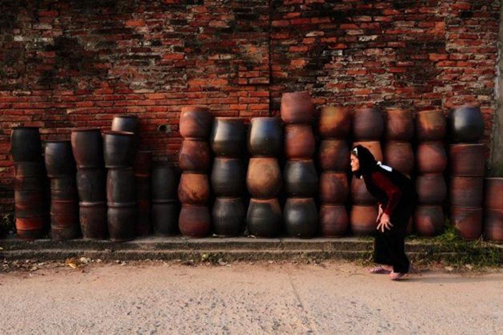 Nét đẹp mộc mạc tại làng nghề truyền thống Phù Lãng