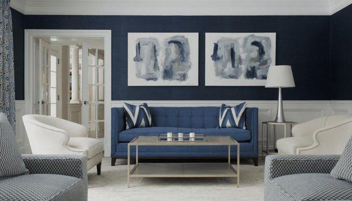 10 ý tưởng thiết kế phòng khách kết hợp giữa truyền thống và hiện đại