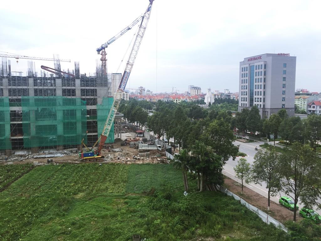 Thị trường bất động sản Bắc Ninh có dấu hiệu chững lại
