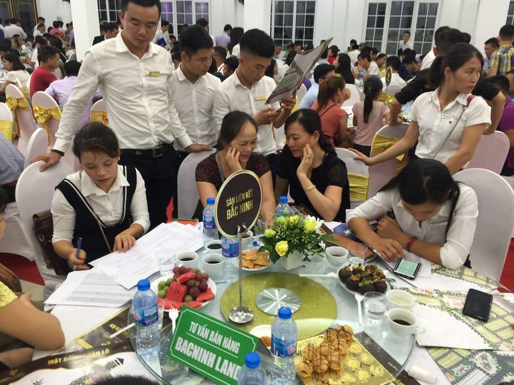 Giới đầu tư bất động sản tại Bắc Ninh