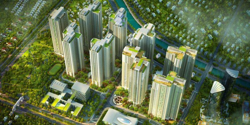 Vincity Gia Lâm: Siêu dự án của Vingroup sắp triển khai mở bán