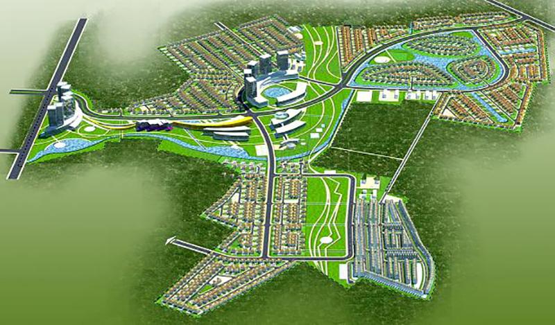 Khu đô thị sinh thái Hồng Lạc – Xuân Lâm tại Thuận Thành chính thức về tay Phú Mỹ Hưng