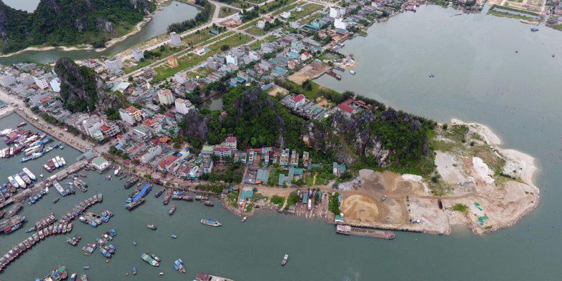 Hàn Quốc muốn đầu tư lớn vào đặc khu kinh tế Vân Đồn