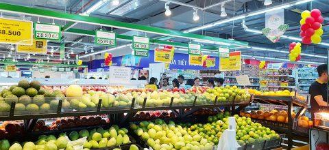 Chuỗi cửa hàng mua sắm phục vụ nhu cầu cho cư dân trong tòa nhà Green Pearl Bắc Ninh