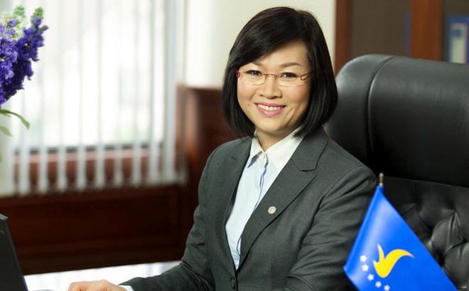 """Bà Dương Thị Mai Hoa """" đầu quân """" cho ty phú Phạm Nhật Vượng với vị trí Tổng giám đốc Tập đoàn Vingroup ( VIC )"""