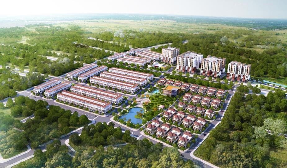 Image result for khu đô thị sáng tạo phối cảnh