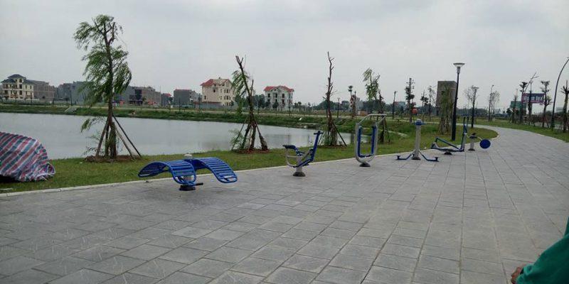 Bán nhà Trúc Sơn Trang, Bồ Sơn phường Võ Cường TP. Bắc Ninh