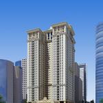 Phối cảnh tổng thể dự án chung cư TECCO Complex Bắc Ninh