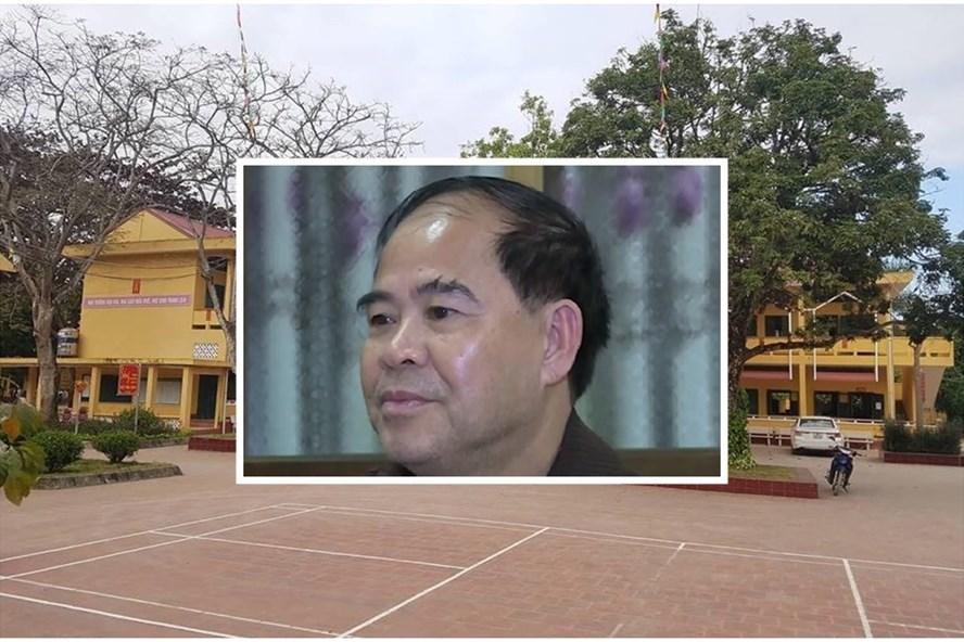 Ông Đinh Bằng My - Hiệu trưởng trường phổ thông dân tộc nội trú THCS Huyện Thanh Sơn Phú Thọ