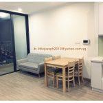 Cho thuê căn Vinhomes Bắc Ninh 1,5 ngủ full nội thất