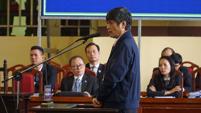 Ông Nguyễn Thanh Hóa - nguyên Cục trưởng cảnh sát phòng chống tội phạm công nghệ cao C50