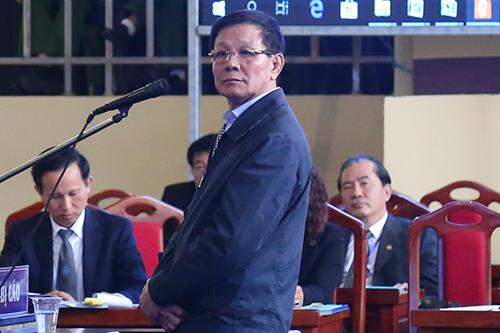 Ông Phan Văn Vĩnh - cực Tổng cụ trưởng Tổng cụ Cảnh sát, Bộ công an