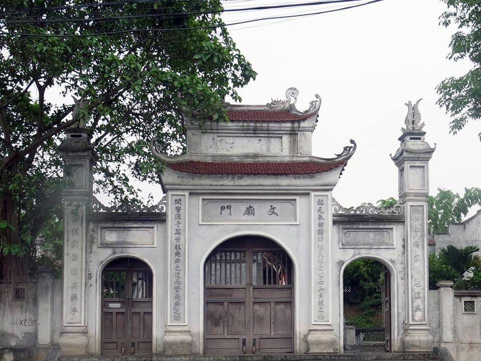 Văn miếu Bắc Ninh