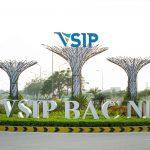 Gần 25ha đất VSIP Bắc Ninh được chuyển nhượng cho các nhà đầu tư