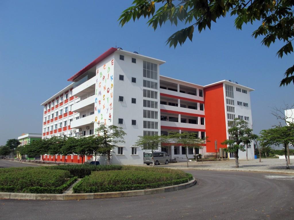 Trường quốc tế Kinh Bắc