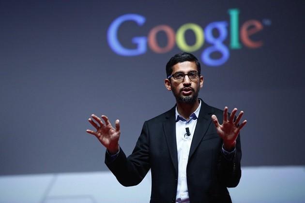Người đứng đầu Google - Sundar Pichai