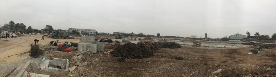 Hình ảnh mới nhất về dự án Khu nhà ở Dabaco Lạc Vệ, Tiên Du Bắc Ninh