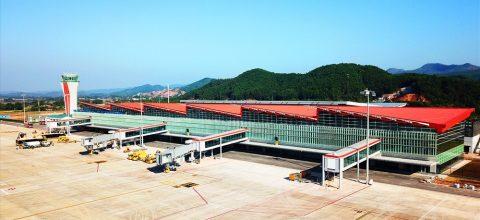 Cảng hàng không Vân Đồn đi vào hoạt động phần nào giúp bất động sản địa phương có xu hướng tăng giá