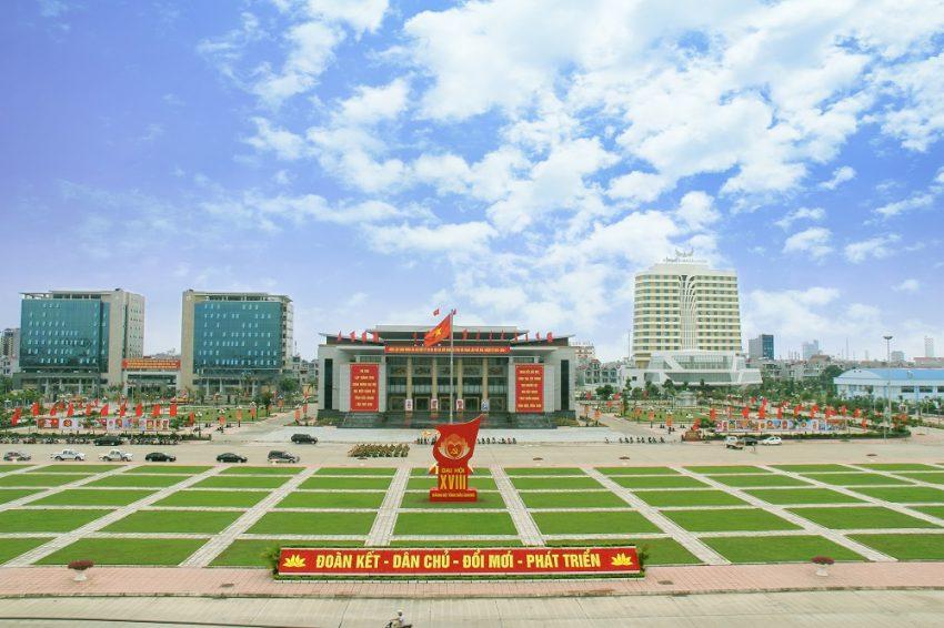 Quảng trường TP. Bắc Giang
