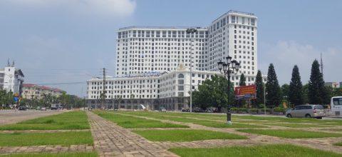Tổng thể dự án Tổ hợp căn hộ Royal Park Bắc Ninh